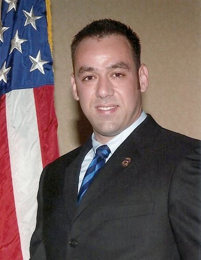 In this undated photo released by U.S. Immigration and Customs Enforcement (ICE) on Wednesday Feb. 16, 2011 is seen ICE Special Agent Jaime Zapata.