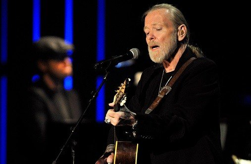 Gregg Allman performs at the Americana Music Association awards show in Nashville, Tenn.