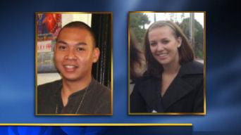 Homicide victims Bernabe Villamar, Jr. and Valerie Marabante