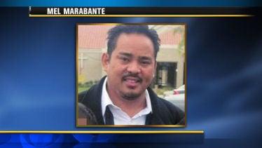 Murder suspect Mel Marabante