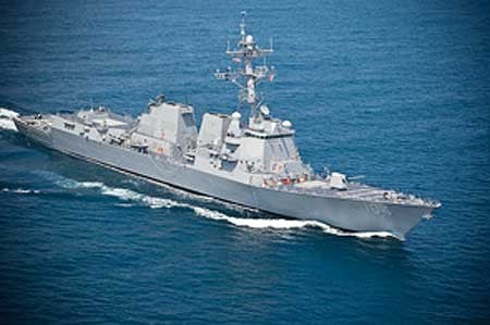 USS Sterett (photo courtesy US Navy)