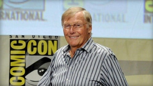 Adam West, star of hit TV series 'Batman', dies at 88