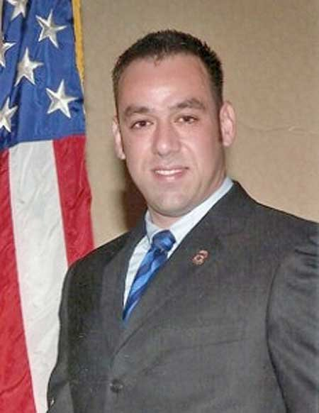Immigration and Customs Enforcement agent Jaime Zapata