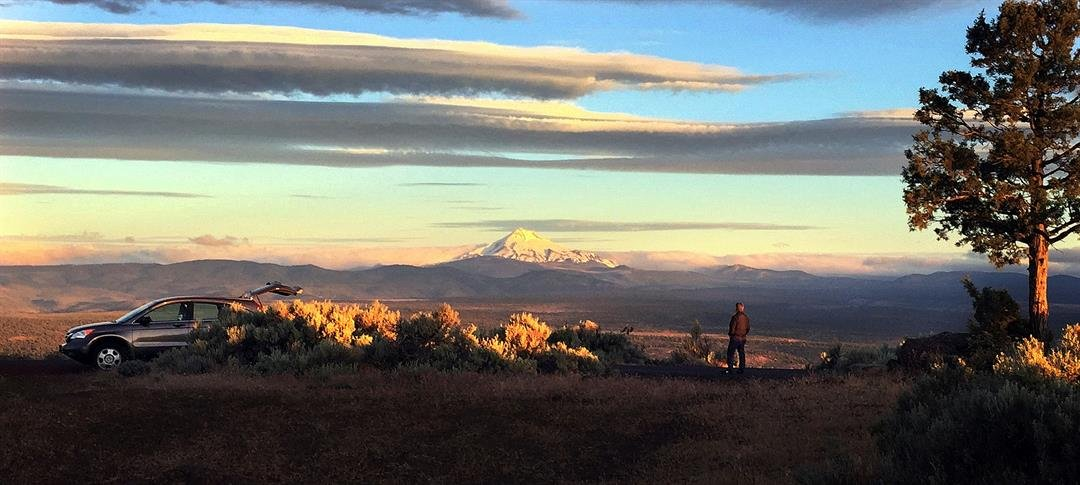 The first place to experience total darkness as the moon passes between the sun and the Earth will be in Oregon and Madras, in the central part of the state, is expected to be a prime viewing location. (AP Photo/Gillian Flaccus)