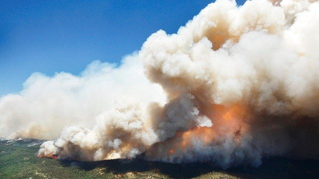 The Brian Head Fire continues to grow and has burned more than 27,700 acres, Friday, June 23, 2017 in Brian Head, Utah.