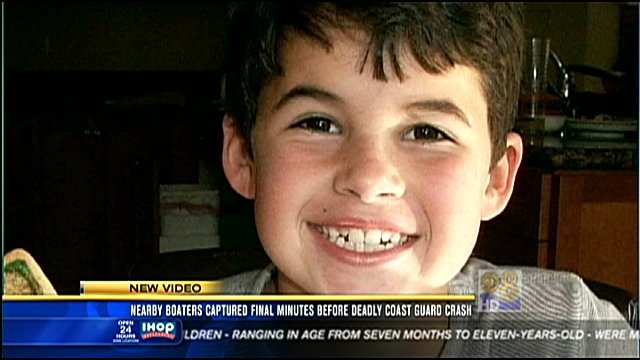 8-year-old Anthony DeWeese was killed and five others injured.