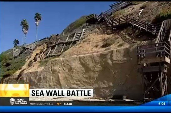 Encinitas Sea Wall Battle: CA Supreme Court rules against property owners