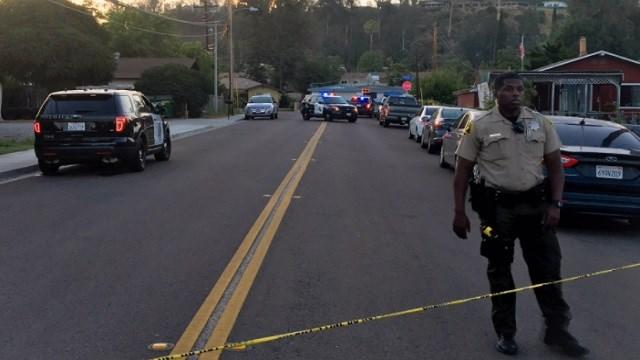 Deputies investigate shooting in Santee