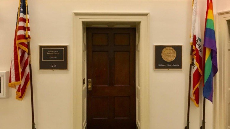 Congresswoman Susan Davis' Office