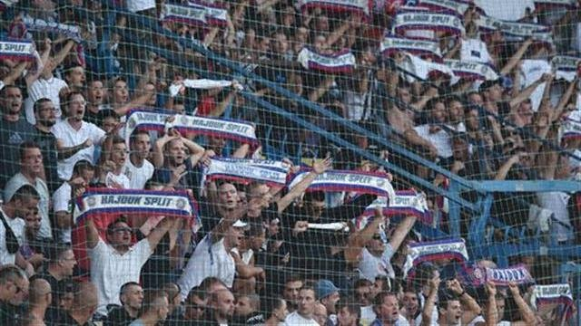 Croatian soccer club to play in empty stadium as punishment for fans' racist chants