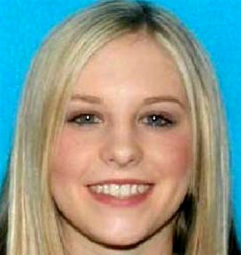 In this undated photo provided by the Tennessee Bureau of Investigation, Holly Bobo is shown.