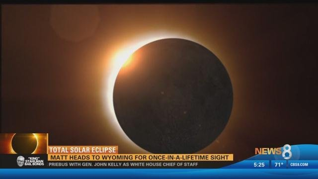 Solar Eclipse 2017: Make plans to get out and see it here