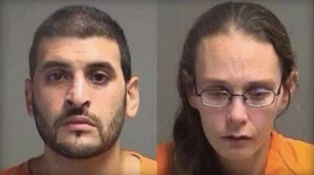 Arturo Novoa (left) and Katrina Layton Youngstown, Ohio Police Department.