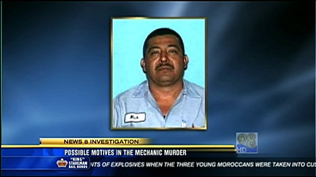 """Nicolas Rosales, 47, is sought in the shooting death of Loma Portal business owner Jalal """"Joe"""" Abou."""