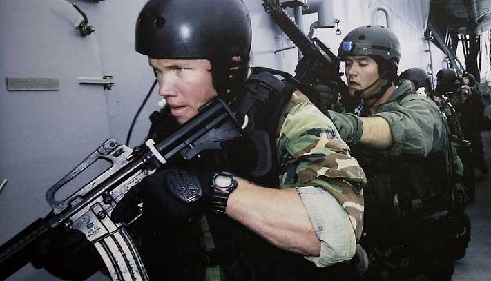 Images courtesy U.S. Navy SEALS website