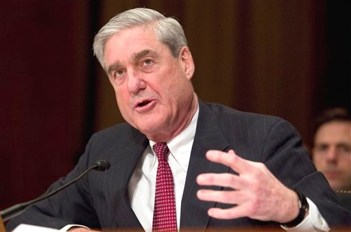 FILE - In this March 30, 2011 file photo, FBI Director Robert Mueller testifies on Capitol Hill in Washington.