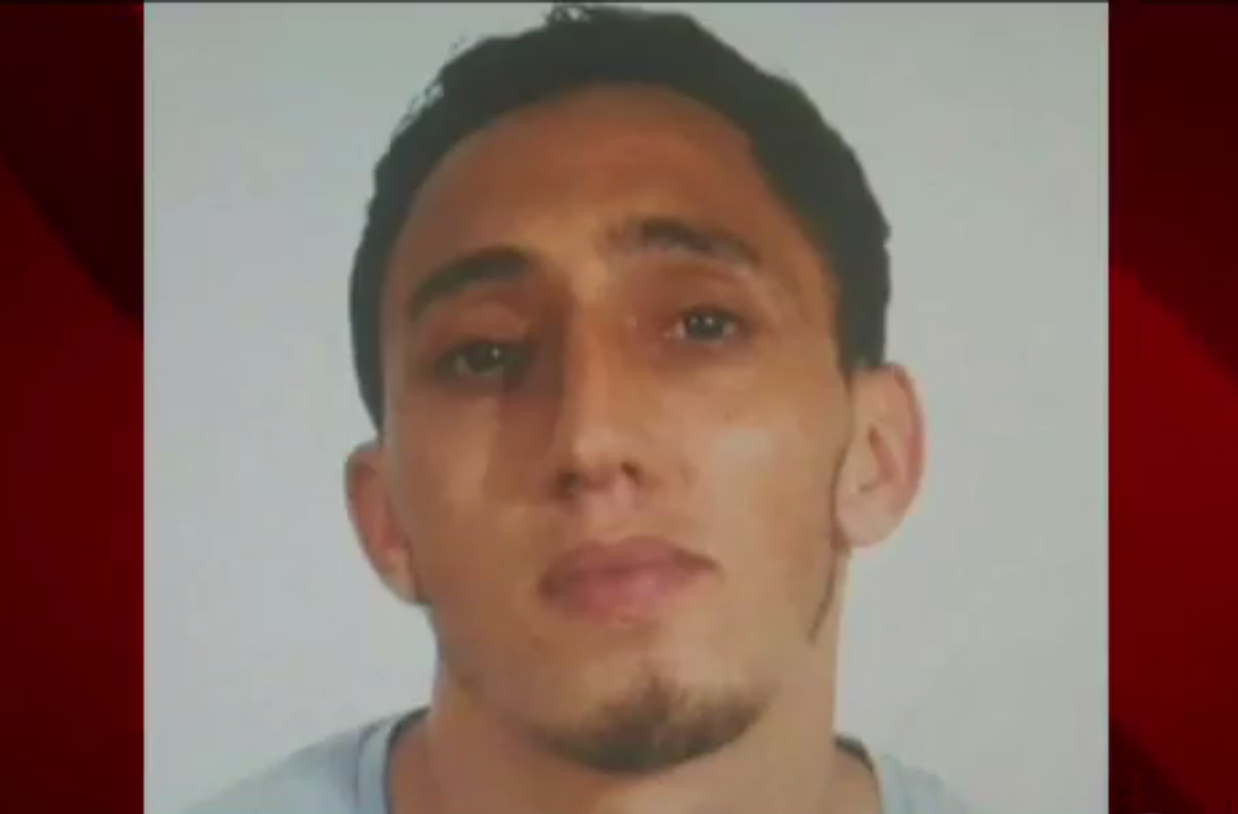 Spanish police release photo of man believed to be a suspect in Barcelona attack.