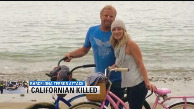 Family: California man celebrating marriage killed in Spain