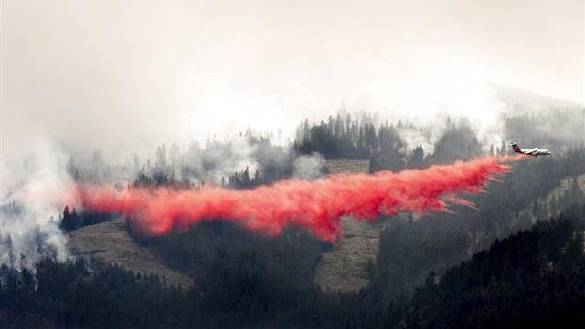 Evacuation orders affect hundreds in California, Oregon