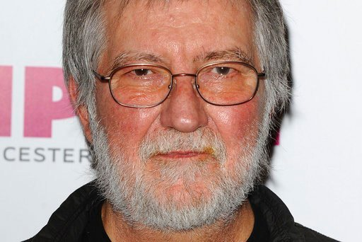 FILE - In this file photo dated Aug. 27, 2010, film maker Tobe Hooper in London. Hooper (Ian West/PA FILE via AP)