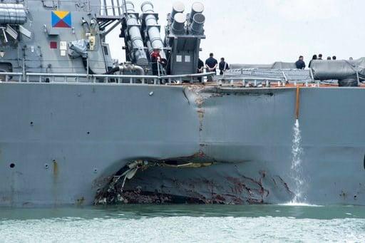 (Mass Communication Specialist 2nd Class Joshua Fulton/U.S. Navy photo via AP, File)