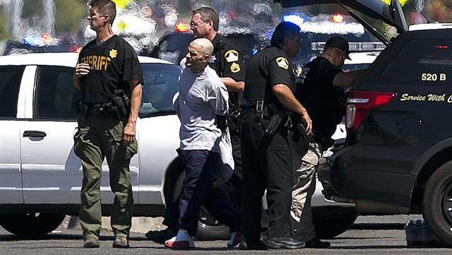 Gunman fires through hotel door, kills deputy in Sacramento