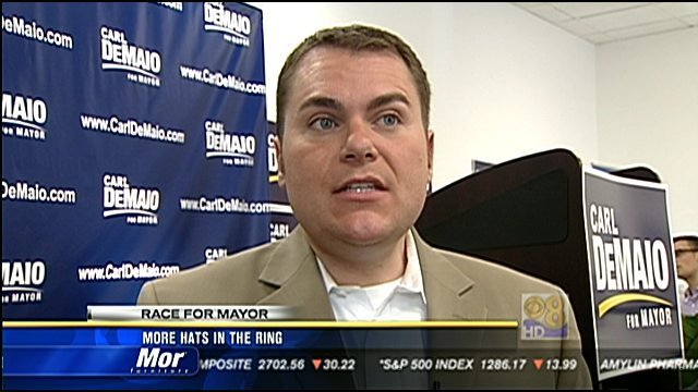 City Councilman Carl DeMaio.