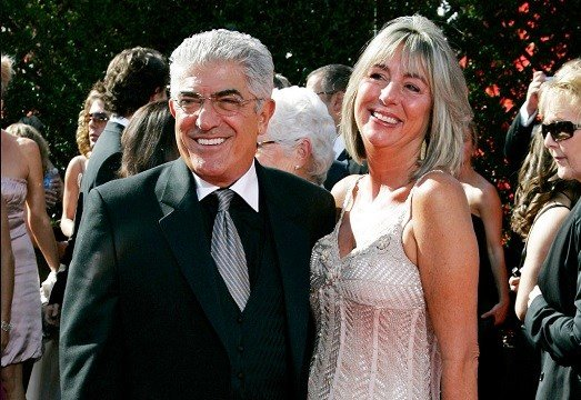 Frank Vincent and his wife Kathleen arrive for the 59th Primetime Emmy Awards in Los Angeles.