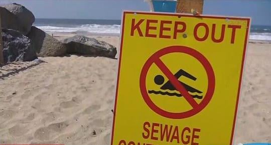 South Bay leaders make major announcement on sewage spills