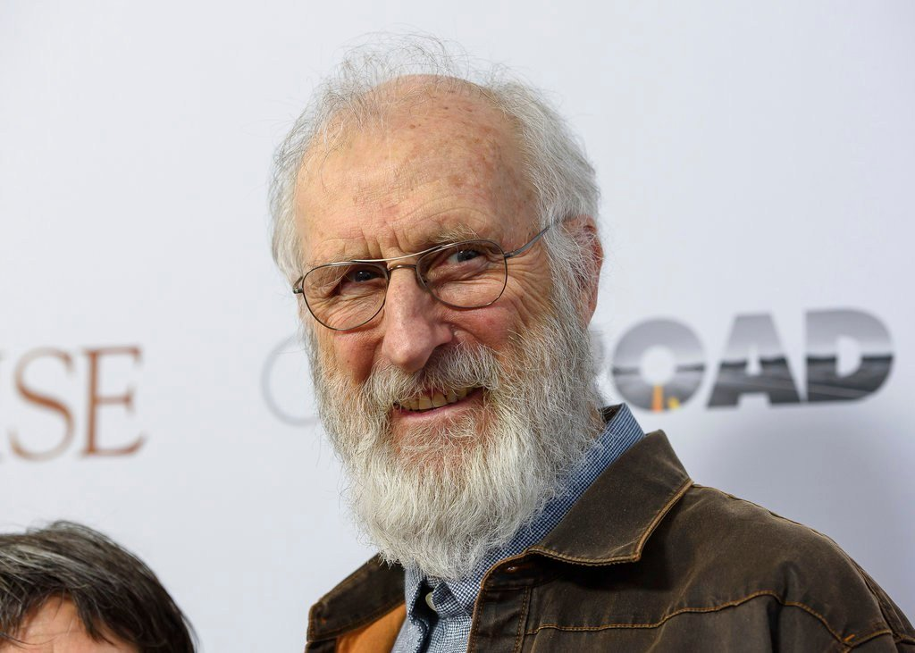 Actor James Cromwell has been charged with trespassing for interrupting and denouncing an Orca show at SeaWorld in San Diego.