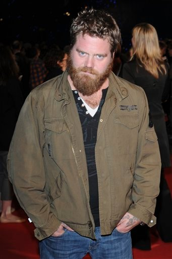 In this Nov. 2, 2010 photo, U.S reality television personality and daredevil Ryan Dunn attends the Jackass 3D UK Premiere at a central London cinema.