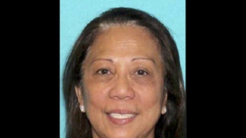 This undated photo provided by the Las Vegas Metropolitan Police Department shows Marilou Danley.