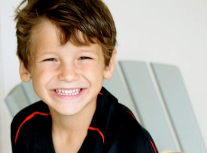 Max Shacknai, age 6