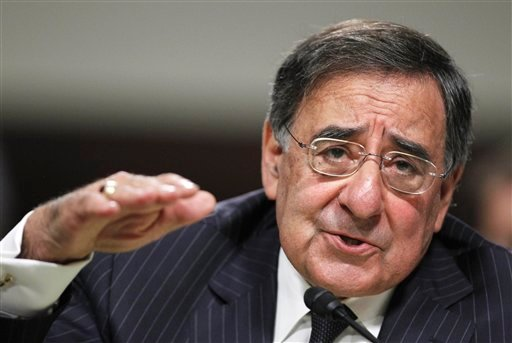 In this June 9, 2011 file photo, Defense Secretary nominee Leon Panetta testifies on Capitol Hill in Washington. The Senate has unanimously approved the nomination of Leon Panetta to be the next Pentagon chief. (AP Photo/Manuel Balce Ceneta, File)