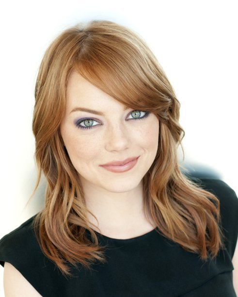 "Actress Emma Stone poses for a portrait at Comic Con in San Diego, Calif. on Friday, July 22, 2011. Stone stars in the feature film ""The Amazing Spider-Man"" set to be released in 2012. (AP Photo/Dan Steinberg)"