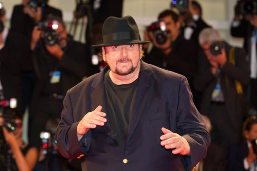 Director James Toback attends the 74th Venice Film Festival at Palazzo del Casino in Venice, Italy, on September 3, 2017.