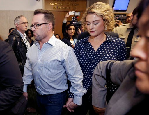 A trial begins this week for Jose Ines Garcia Zarate, a Mexican man who set off a national immigration debate after he fatally shot Kate Steinle on a San Francisco pier on on July 1, 2015. (AP Photo/Jeff Chiu)