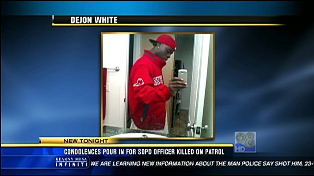 23-year-old Dejon Marquee White