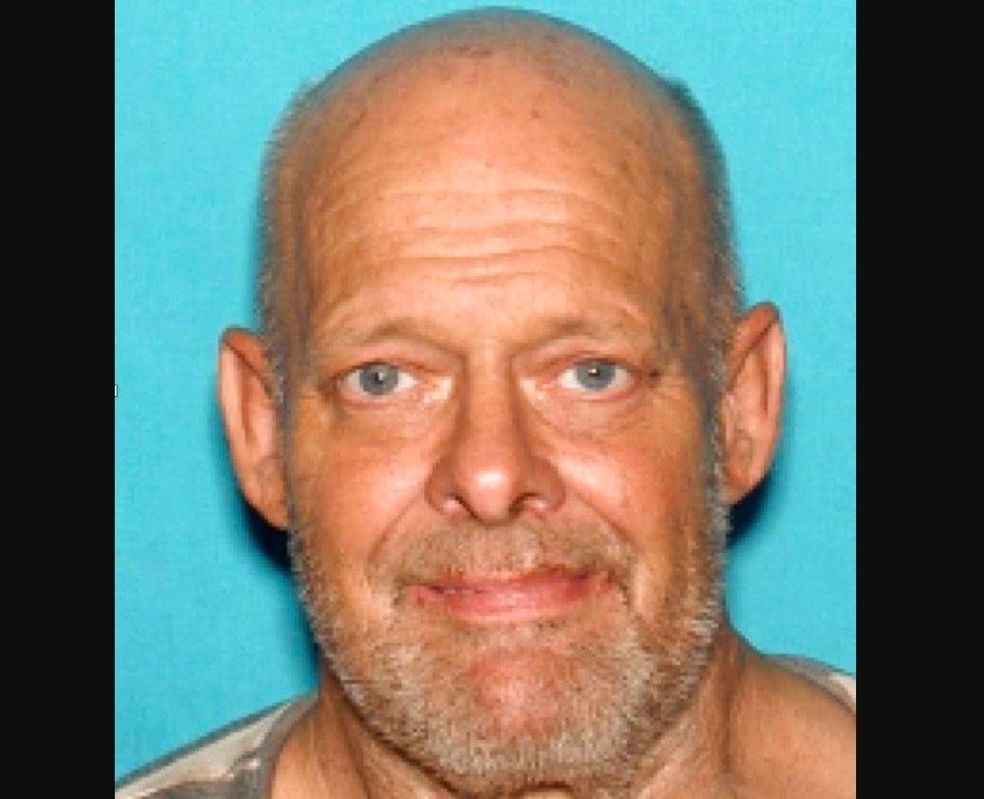 Los Angeles Police Department shows suspect Bruce Paddock.