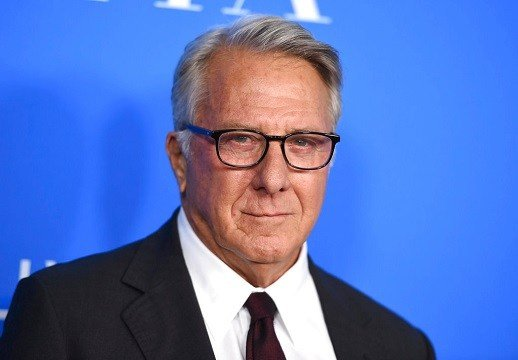 Dustin Hoffman arrives at the Hollywood Foreign Press Association Grants Banquet in Beverly Hills, Calif.