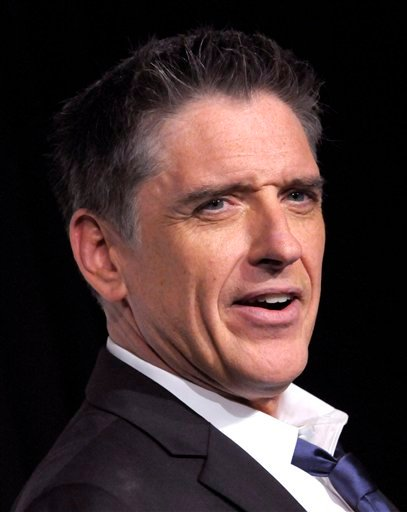 FILE - In a Dec. 1, 2010 file photo, Craig Ferguson is seen backstage at the Grammy Nominations Concert in Los Angeles.