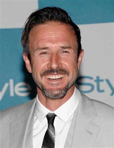 """FILE - In this Aug. 10, 2011 file photo, actor David Arquette arrives at the InStyle Summer Soiree in West Hollywood, Calif. Arquette will be one of eleven celebrities competing on the upcoming season of """"Dancing with the Stars."""" (AP Photo/Dan Steinberg,"""