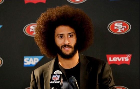 In this Dec. 24, 2016, file photo San Francisco 49ers quarterback Colin Kaepernick.