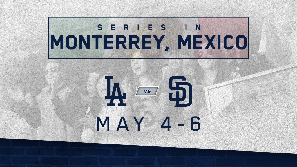 PC: San Diego Padres