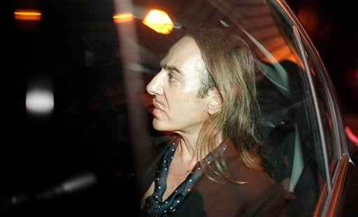 FILE - In this June 22, 2011, file photo, former Dior designer John Galliano leaves a Paris court house. A Paris court convicted former Christian Dior designer John Galliano on Thursday.