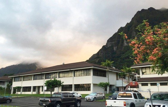 The Hawaii State Hospital is shown in Kaneohe, Hawaii, Tuesday, Nov. 14, 2017.