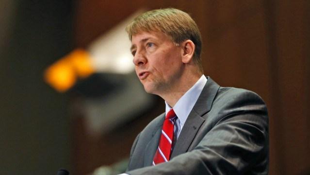 Read: Consumer Bureau Director Richard Cordray's Resignation Letter
