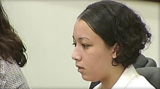 Cyntoia Brown CBS News via WTVF