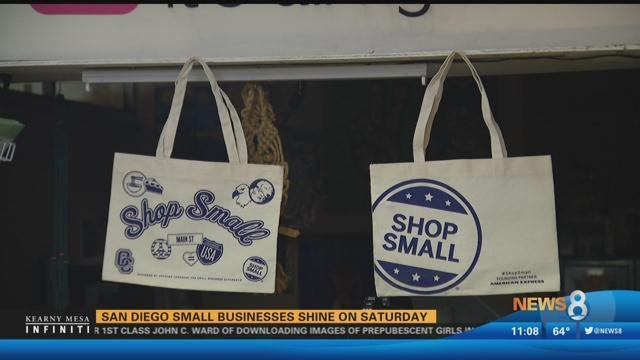 Residents Urged To 'Shop Local' As Holiday Shopping Season Kicks Off