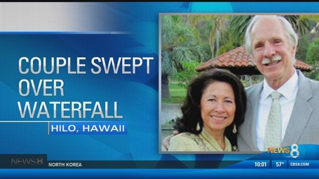 Rescue crews resume search for man killed at Hawaii waterfall